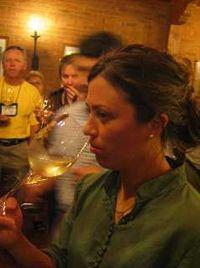 Tasting Sauvagnon blanc Bisquertt Colchagua Valley Chile