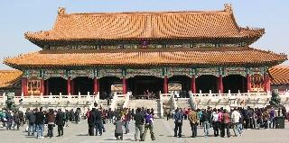 Inside the Forbidden City of Beijing, China (Photo by David G. Molyneaux, TheTravelMavens.com)