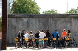 Berlin Wall Bike Tour in Germany