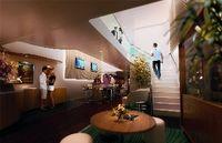 Living Room on Norwegian Epic, a rendering
