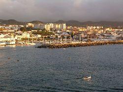 Last European port, in the Arores (Photo by David G. Molyneaux, TheTravelMavens.com)