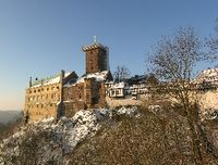 Wartburg Castle in Eisenach, Germany (Photo by David G. Molyneaux, TheTravelMavens.com)