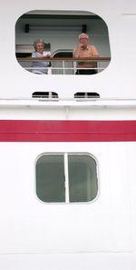 Carnival Dream cove balcony cabin (Photo by David G. Molyneaux, TheTravelMavens.com)