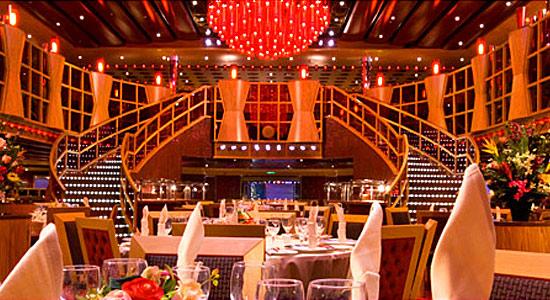 Crimson Dining Room, Carnival Dream U201c