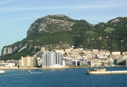 Harbor at Gibraltar (Photo by David G. Molyneaux, TheTravelMavens.com)