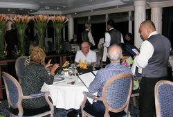 Azamara Journey, Aqualina restaurant (Photo by David G. Molyneaux, TheTravelMavens.com)