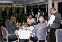Azamara Journey, Aqualina restaurant (Photo by David G. Molyneaux, TheTravelMavens.com)