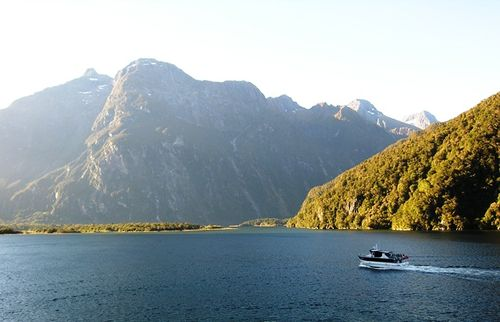 Milford Sound, New Zealand (Photo by David G. Molyneaux, TheTravelMavens.com)
