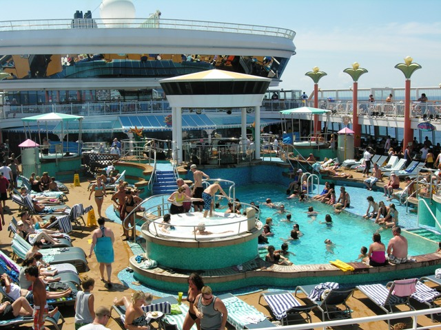 Cruising Boston To Bermuda Surf And Turf On Refurbished Norwegian - Cruises from boston to bermuda