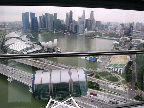 Singapore Flyer, Singapore (Photo by David G. Molyneaux, TheTravelMavens.com)