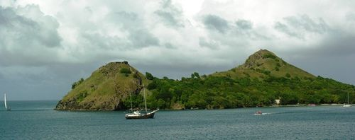 Pigeon Island, St. Lucia (Photos by David Molyneaux, TheTravelMavens.com)