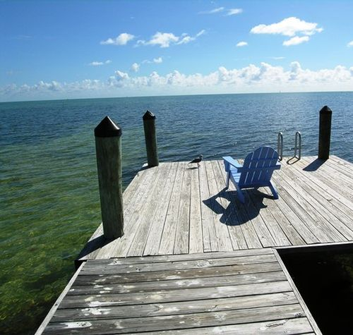 Pines & Palm resort, Islamorada, Fl. (Photo By David G. Molyneaux, TheTravelMavens.com)