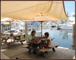 Hogfish Bar & Grill, Stock Island, Florida