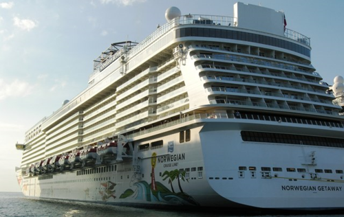 Norwegian Getaway in Nassau (Photo by David G. Molyneaux, TheTravelMavens.com)