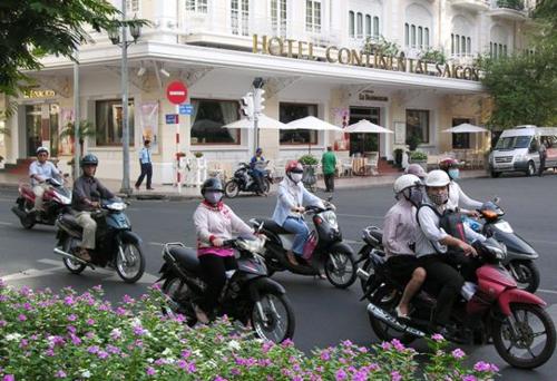 Ho Chi Minh City, Vietnam (Photo by David G. Molyneaux, TheTravelMavens.com)