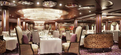 American Icon Grill on Quantum of the Seas