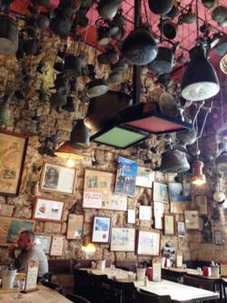 Dr. Shakshuka restaurant in Jaffa (Yafo), Israel (Photo by David G. Molyneaux, TheTravelMavens.com)