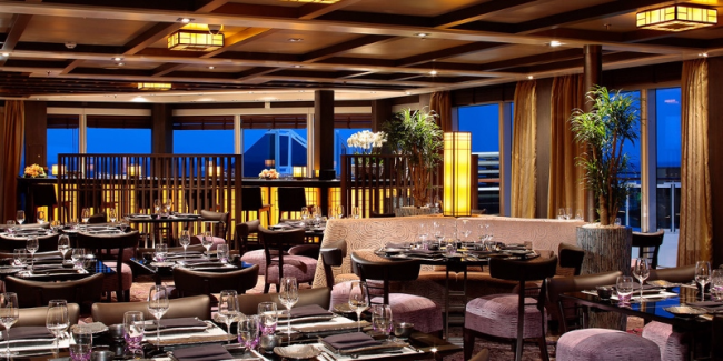 Tamarind is redesigned and expanded for Koningsdam