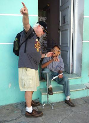 """""""No, that way,"""" said the Cuban, 93"""