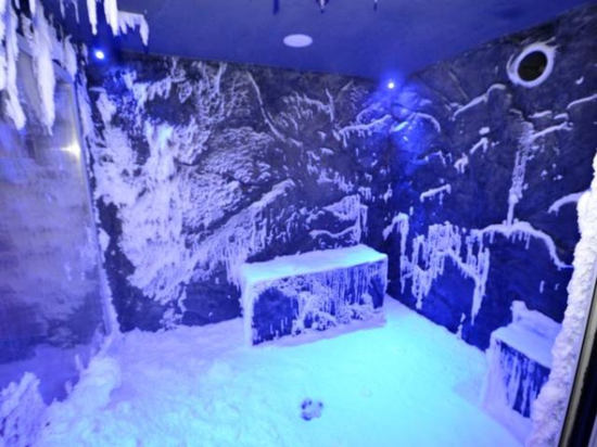 Viking Star Snow Grotto (photo by USA Today)