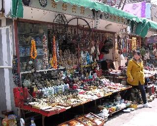 Dongtai Flea Market Shanghai China (David G. Molyneaux, TheTravelMavens.com)