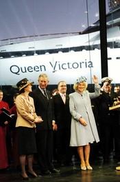 Queen Victoria Camilla Parker Bowles