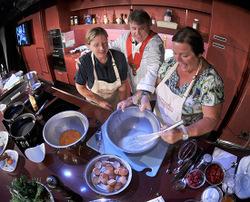 Master chef Rudi Sodamin Eurodam